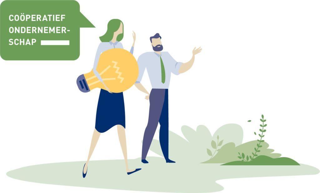 Coöperatie Code 2019 -illustratie2_cooperatief ondernemerschap