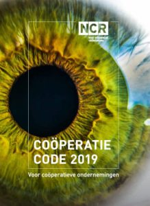 Omslagafbeelding Folder - Coöperatie Code 2019