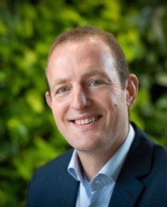 David van Mechelen, CFO Royal FloraHolland